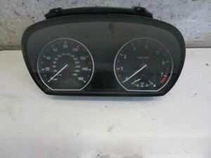 Compteur de Vitesse Instrument Rhd Rechslenker BMW 1 Cabriole