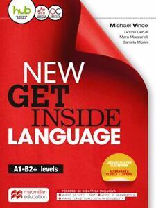 NEW GET INSIDE LANGUAGE. STUDENT'S BOOK. PER LE SCUOLE SUPERIORI. CON E-BOOK. C