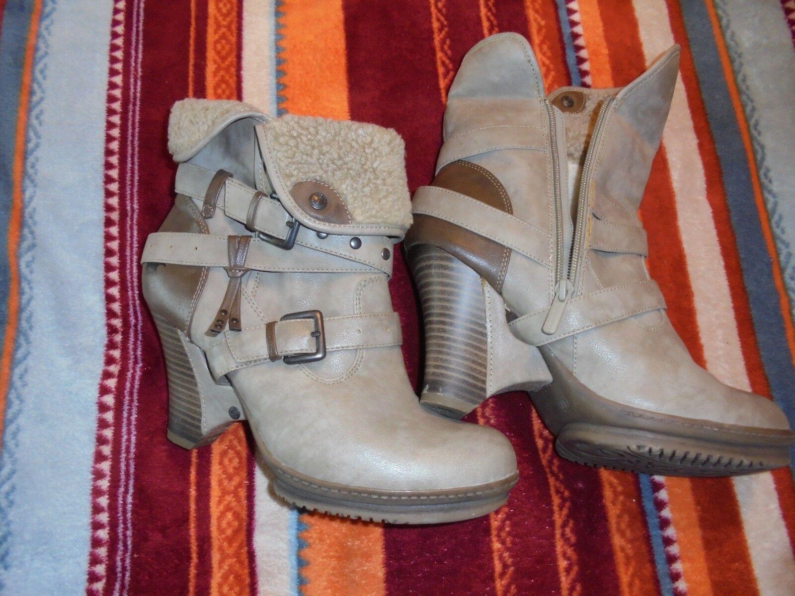 Stiefel 41,neu Mustang, Günstige und gute Schuhe