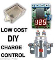 Diy Wind Turbine Solar Charge Controller Kit Build Your Own Battery Regulator