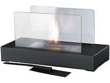 Tischkamin für Bio Ethanol Tischfeuer Glaskamin Tisch Kamin