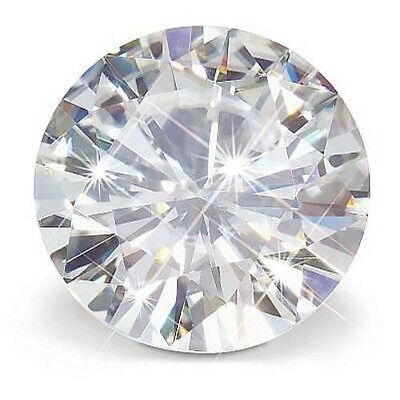 Round Brilliant Loose Moissanite Sale Charles & Colvard Certified Various Sizes