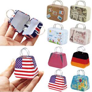 Toys-Accessories-Miniature-Trunk-Jewellery-Box-Doll-Bag-Metal-Mini-Suitcase