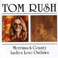Tom Rush - Merrimack County / Ladies Love Outlaws [New CD]