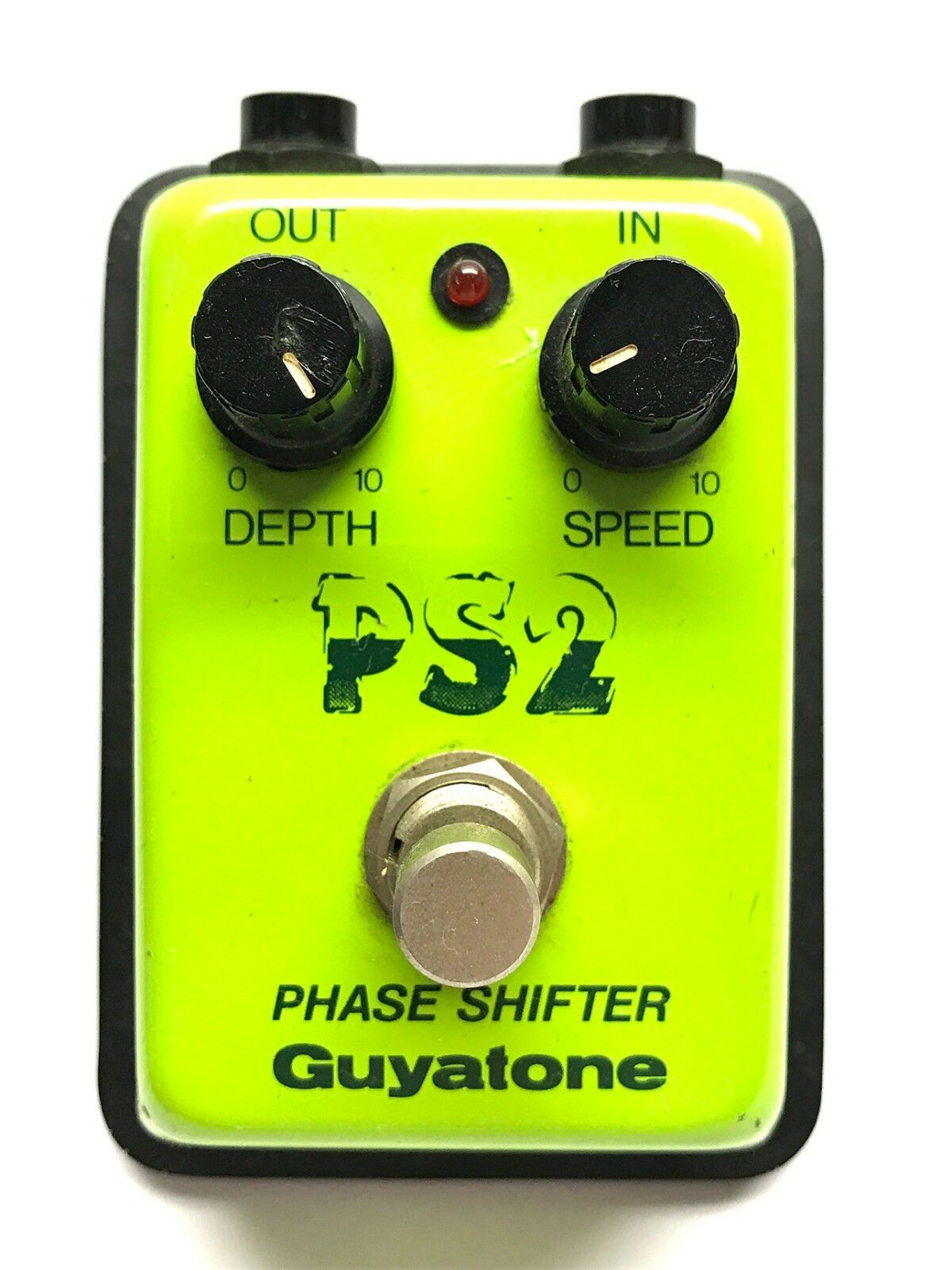 Guyatone PS2, Micro Series, Phase Shifter, Made in Japan, 1980s, Vintage Effect