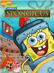 Spongebob - Spongicus DVD Nuovo DVD (PHE1240)