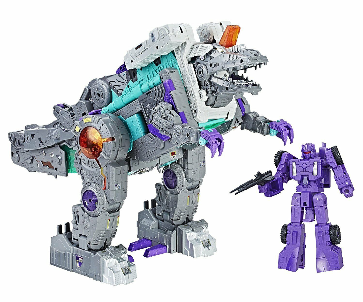 Transformers Titans Return Decepticon Trypticon NEW & MISB SEALED Titan Class