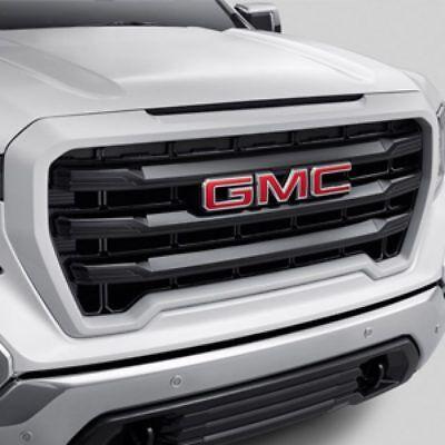 OEM 2014 2015 GMC SIERRA 1500 FRONT GRILLE 23255959 SUMMIT WHITE