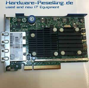 HP B-5510 HSTNS-B009 FlexFabric 10Gb 2-port 533FLR-T Adapter 10GiB LAN