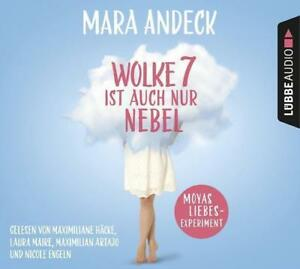 Wolke-7-ist-auch-nur-Nebel-von-Mara-Andeck-4-Audio-CDs-NEU