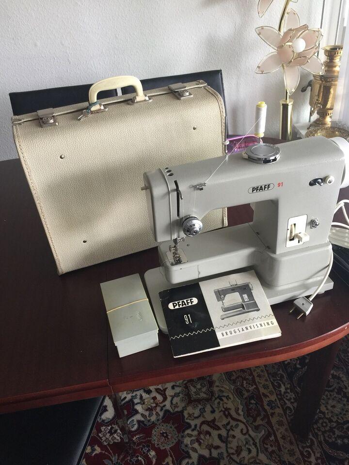 Symaskine, Pffaf 91