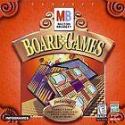 Milton Bradley Board Games Jewel Case (PC, 2003)