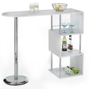 kitchen table with wine storage breakfast bar table white kitchen furniture modern coffee 8647