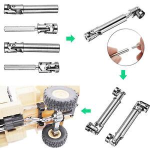 1:16 RC Car Model Upgrade Parts Antriebswelle 2Pcs für WPL Henglong
