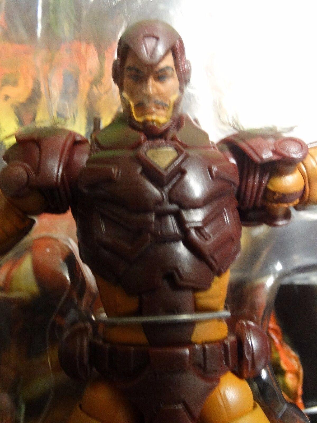 Marvel - legenden welle viii moderne iron man - mip.spielzeug - biz - serie  stark.