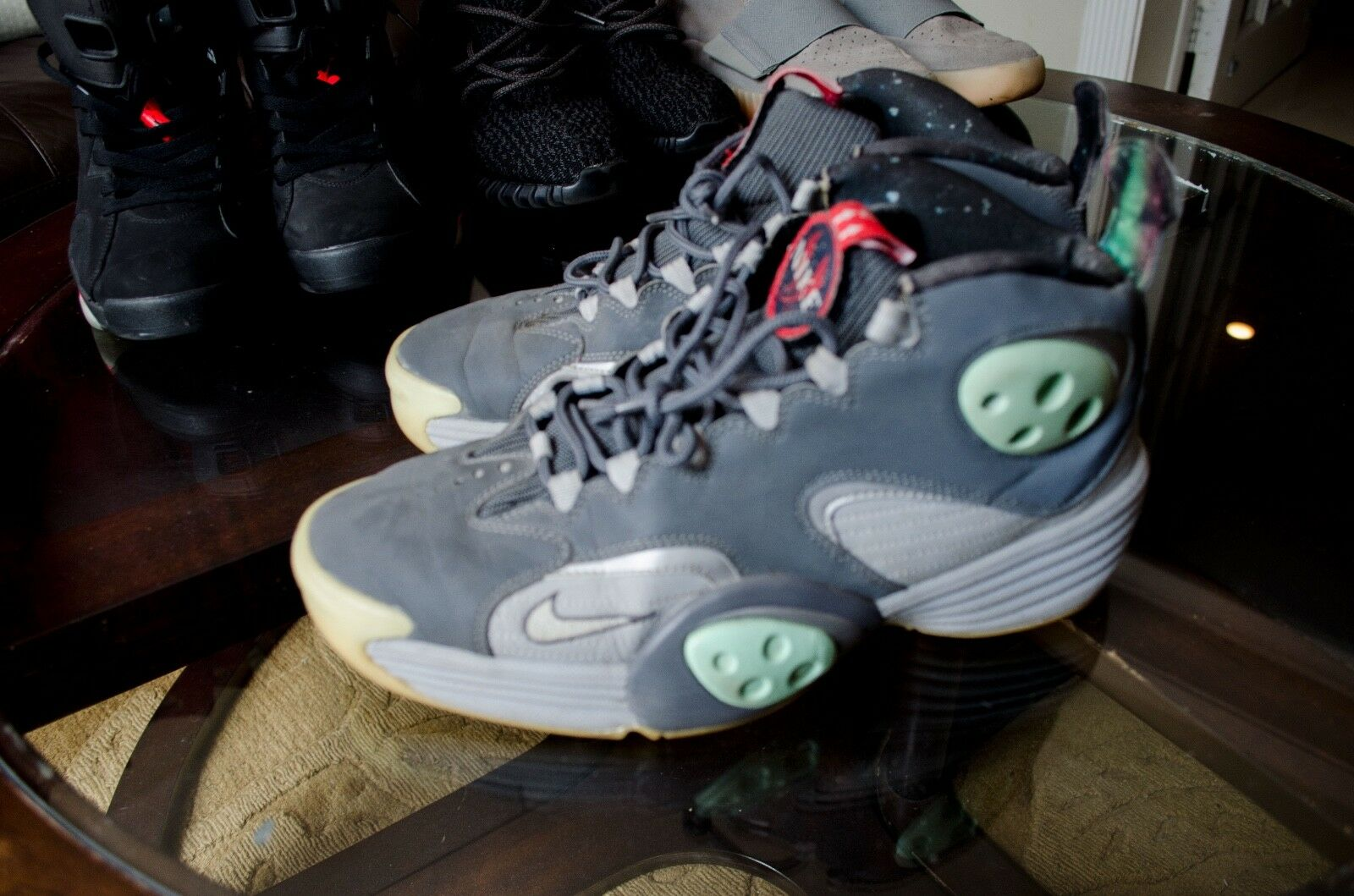 NIKE FLIGHT ONE NRG Price reduction Wild casual shoes