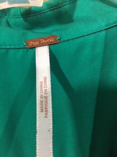 Blouse Sheer Medium People Size Free Long Ladies Sleeve aY4nq06W