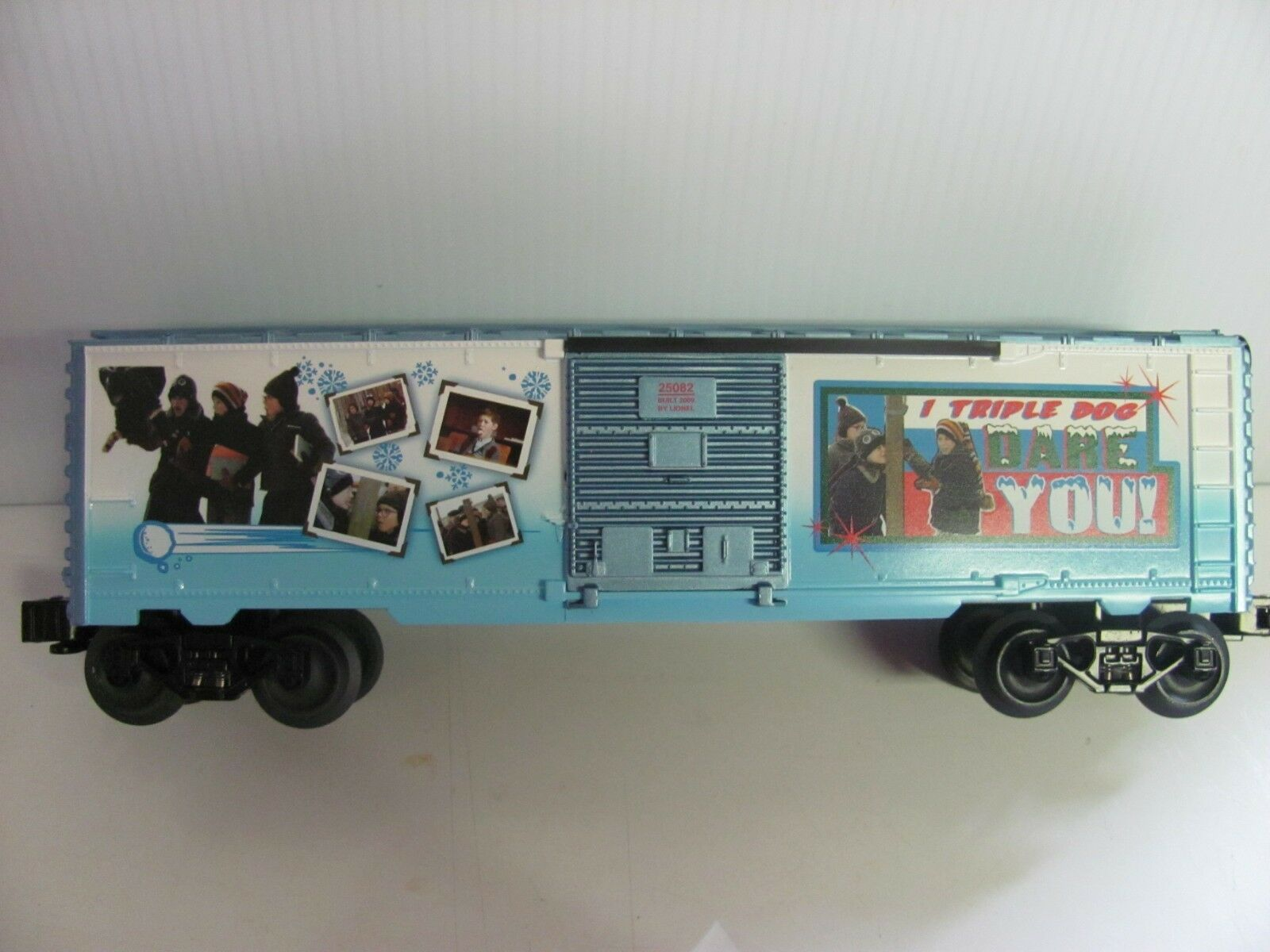Lionel Christmas Story Box Car from Set Breakup  30118 - Brand Nuovo