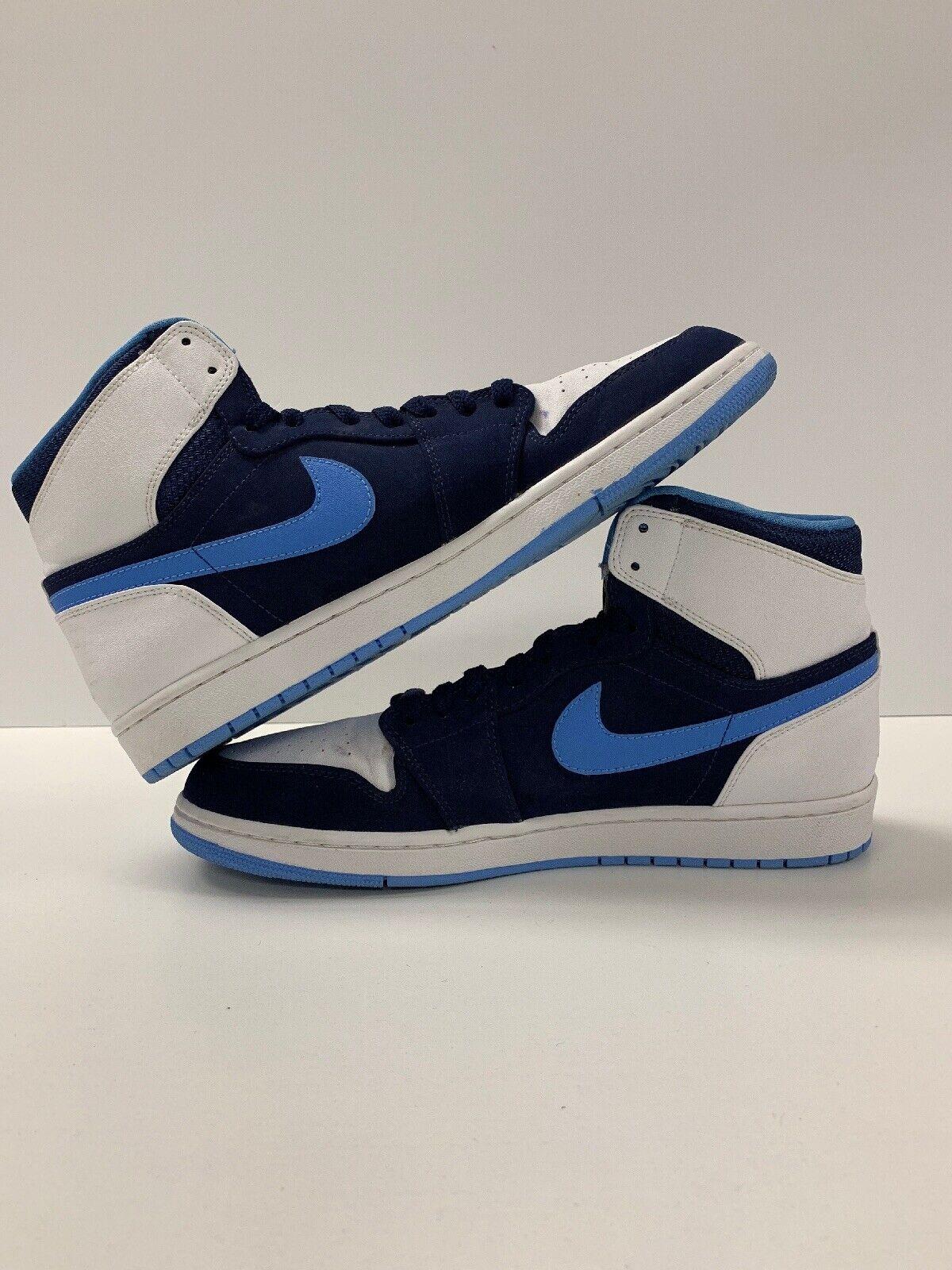 Nike Air Jordan Retro 1 High CP3 Chris Paul White bluee (332550-402) Mens Size 11
