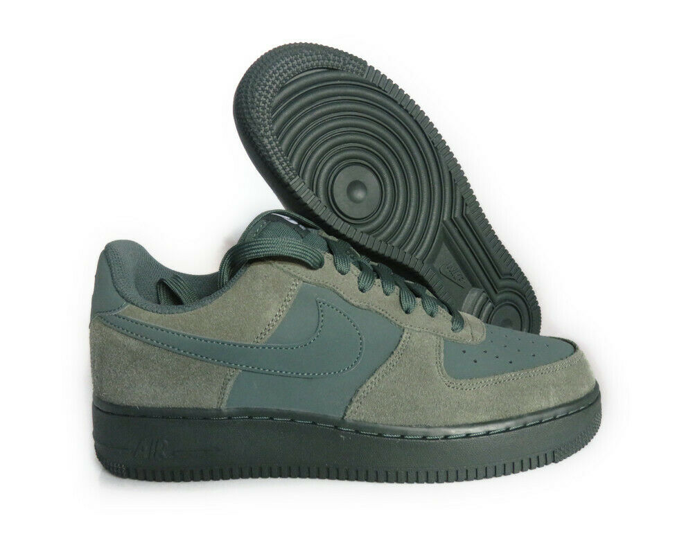 the best attitude c0018 fc447 820266-019 Nike Nike Nike Air Force 1 (River Rock Vintage Green White)