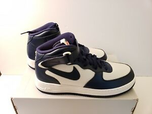 sports shoes 1d608 8d6d3 Image is loading Nike-Air-Force-1-Mid-07-Size-9-