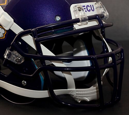 METALLIC SILVER Schutt AiR XP Pro VTD II Football Helmet EYE SHIELD FACEMASK