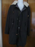 Free People Women's Comfort Cooler Weather Lined Jacket Small, Large $228