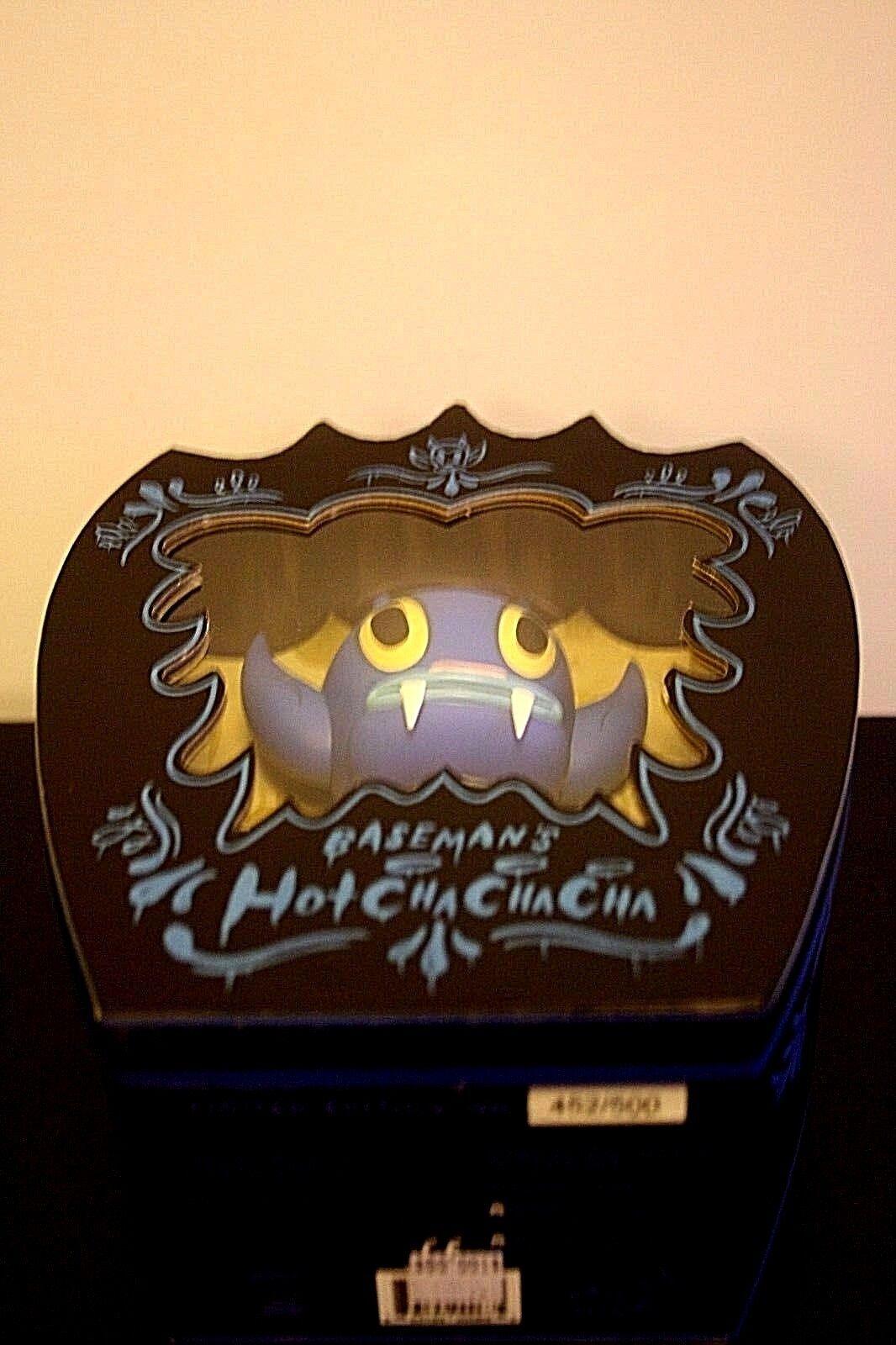 Gary Gary Gary Baseman Critterbox Designer Toy Hot Cha Cha Cha 7  Blau e6bdf0