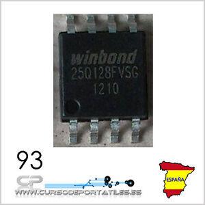 2 Unidades W25Q128FVSSIG W25Q128FVSG W25Q128FVSIG W25Q128 SOP-8 SC3G1sIJ-09085320-817183180