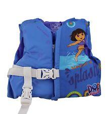NEW! COLEMAN Stearns Dora The Explorer Infant Life Jacket Vest w/ Rescue Handle