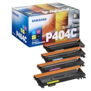4x ECO Patrone für Samsung Xpress C-1860-fw C-1810-W