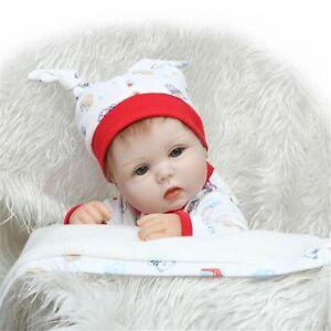 16 Handmade Boy Doll Babies Vinyl Silicone Baby Dolls Clothes Ebay
