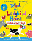 What the Ladybird Heard Sticker Activity Book by Julia Donaldson (Paperback, 2013)