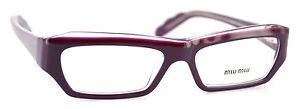 MIU-MIU-Brille-Eyeglasses-Mod-VMU12F-7S7-1O1-Lila