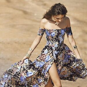 Women-Summer-Vintage-Boho-Long-Maxi-Evening-Cocktail-Party-Beach-Dress-Sundress