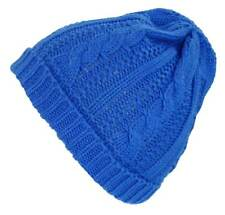 dfa671c3a42 item 2 Ladies Kids Cable Knit Sherpa Fleece Lined Women Cap Winter Warm  Heat Casual Hat -Ladies Kids Cable Knit Sherpa Fleece Lined Women Cap  Winter Warm ...