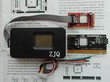 Sintech Laptop Mini PCI-E PC PCI Diagnostic Test Tester Debug Post Card+LPC