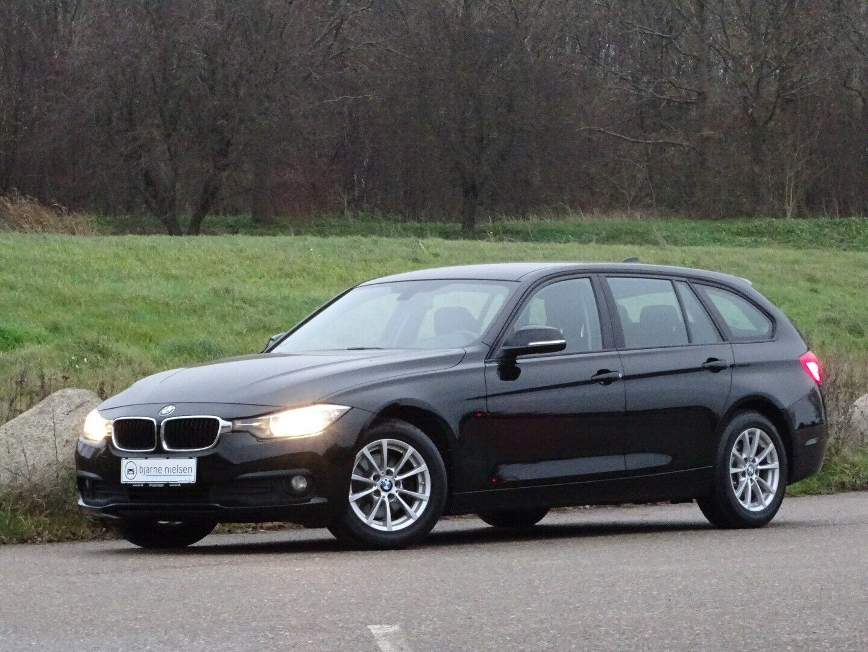 BMW 320d Billede 0