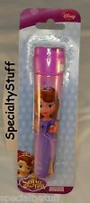 "NEW DISNEY SOFIA THE FIRST LED FLASHLIGHT 5"" BIG PARTY FAVOR (TU)"