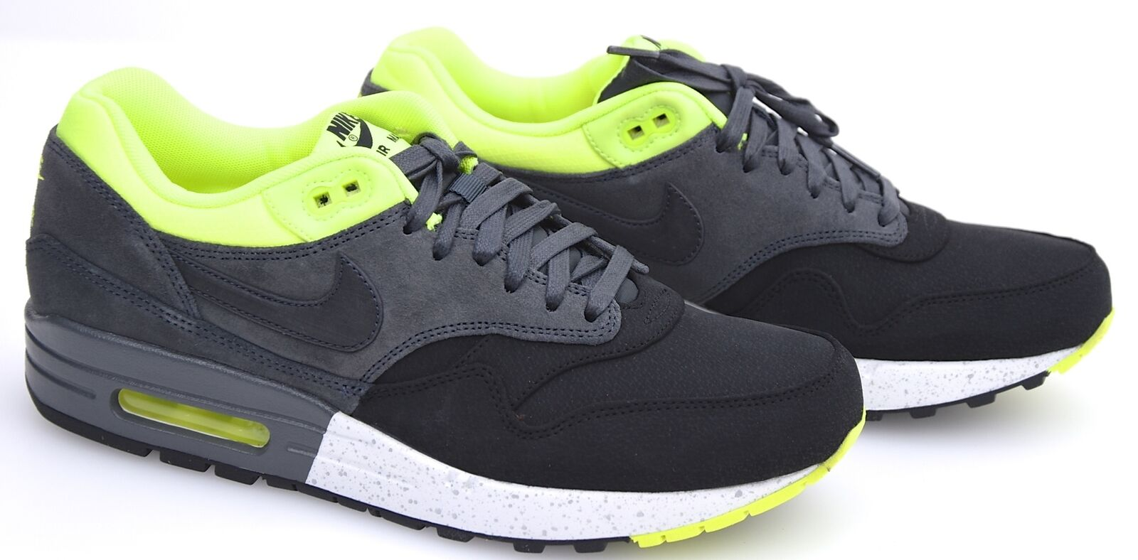 NIKE MAN SNEAKER SHOES CASUAL FREE TIME CODE AIR MAX 1 PRM 512033 002