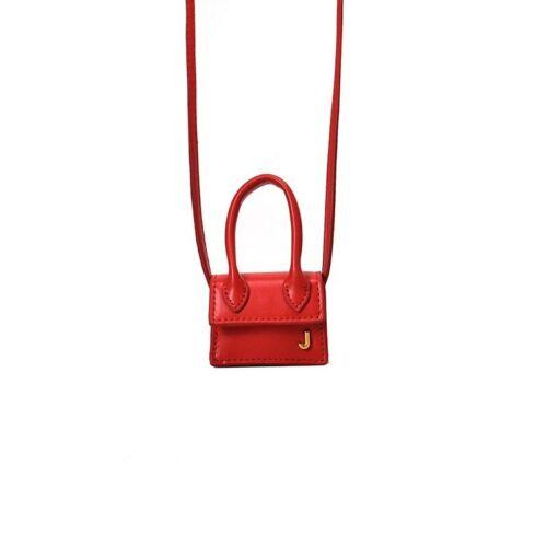 Mini Bag Le Chiquito Jacquemus New Fashion PU Leather Handbag 49/% Off