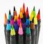 20-24-48-Colors-Art-Oil-Watercolor-Drawing-Painting-Brush-Sketch-Manga-Pen-Set miniature 6