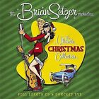 The Ultimate Christmas Collection [CD/DVD] by The Brian Setzer Orchestra/Brian Setzer (CD, Oct-2008, Surfdog Records)