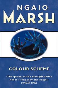 Colour-Scheme-by-Ngaio-Marsh-Paperback-1998