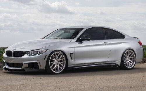 2014-16 Para BMW 4-Series F36//F33//F32 negro brillante cubierta Fender de ventilación lateral 4D 2D