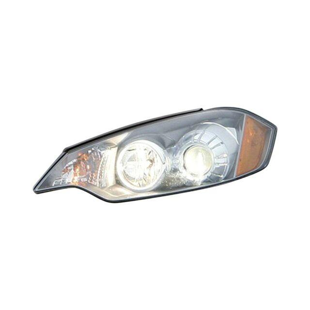2007 To 2012 Acura RDX Left Driver Headlight Xenon HID OEM