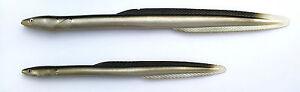 Gummiaal-20cm-amp-26-5cm-Gummifische-Hecht-Zander-Waller-Lieblingskoeder