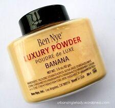 GENUINE Ben Nye Banana Face Powder 1.5 oz Kim KardasHian