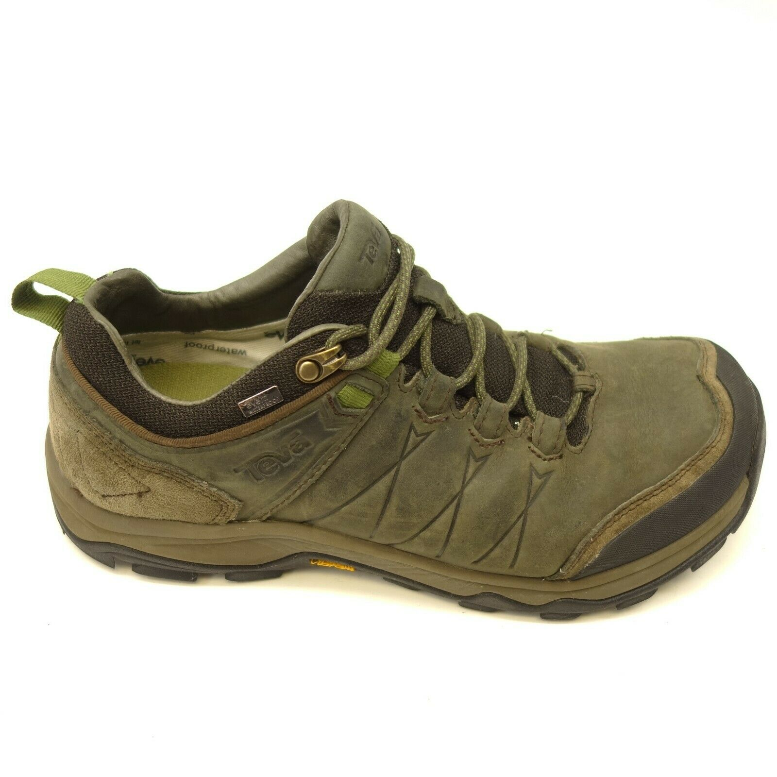 dd8a6c0a2731b3 Teva Arrowood Riva Sz 9 eVent Waterproof Athletic Hiking Trail Mens shoes