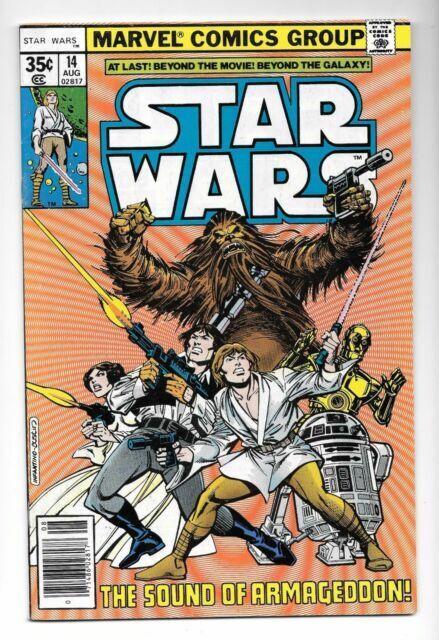 1979 Vintage Marvel Star Wars Comic Book Issue 21 Sw6 For Sale Online Ebay